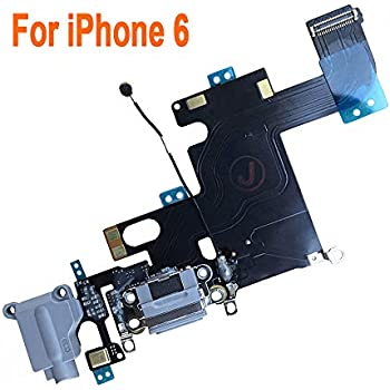 more photos 6c1b8 09094 Amazon.com: COHK USB Charging Port Dock Flex Cable with Microphone ...