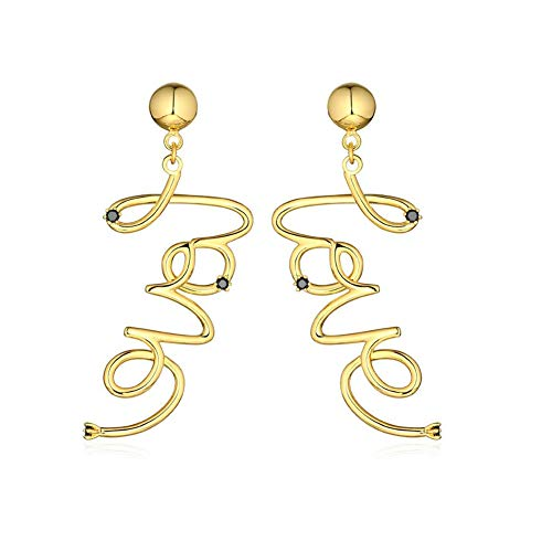Toaimy Fashion Ear-Rings Women Bohemia Hollow Earrings, used for sale  Delivered anywhere in USA