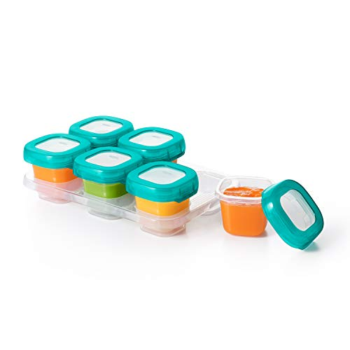 Top 10 Petite Food Storage Baby Cubes  2 Ounce