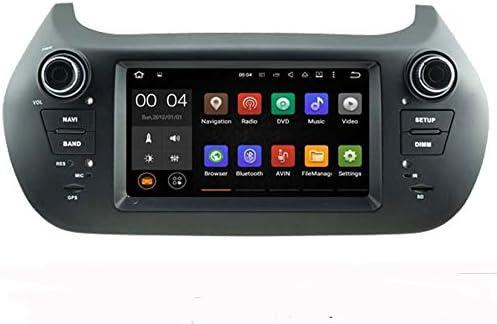Ocho Core Android 5.1 coche DVD GPS navegación para fiat Fiorino Qubo Peugeot Bipper, Citroën Nemo 2008 – 2016: Amazon.es: Electrónica