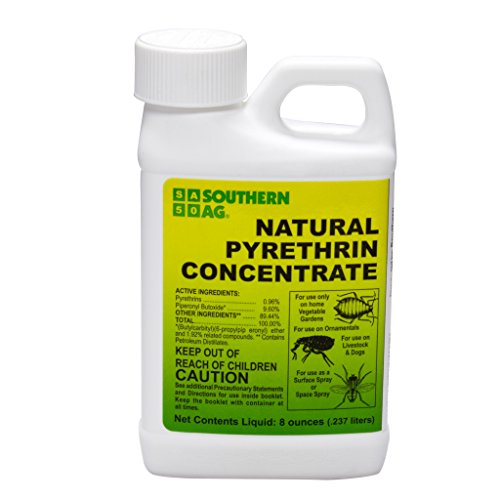 Southern Ag Natural Pyrethrin Concentrate, 8oz