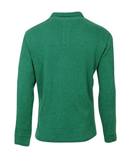 Polo-Ralph-Lauren-Mens-Half-Zip-French-Rib-Cotton-Sweater