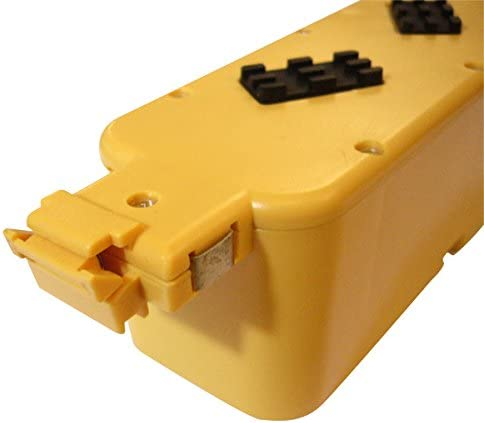 NX - Batería para Aspirador iRobot 14.4V 3Ah: Amazon.es: Electrónica