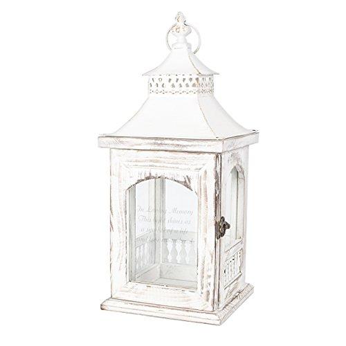 Cathys Concepts Wedding Accessories - Cathy's Concepts Rustic Memorial Lantern