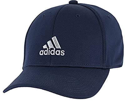 adidas Originals Men's Standard Rucker Stretch Fit, Collegiate Navy/Grey, S/M by adidas Originals