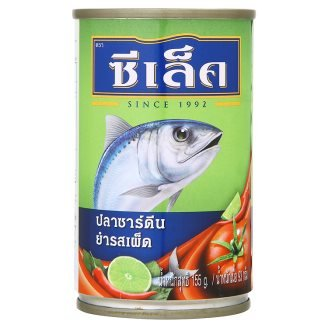 [Sealect Sardines in Spicy Dressing Sauce 155g / 1 CAN] (Quaker Costumes)