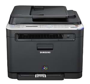 Samsung CLX-3185FW - Impresora láser multifunción en color (impresora / escáner / copiadora / fax, conexión inalámbrica)