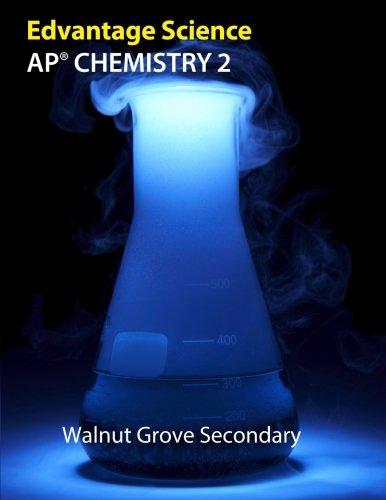 AP Chemistry 2: Walnut Grove Secondary