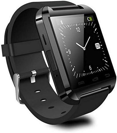 Reloj Inteligente Smartwatch Bluetooth Negro con notificaciones y ...