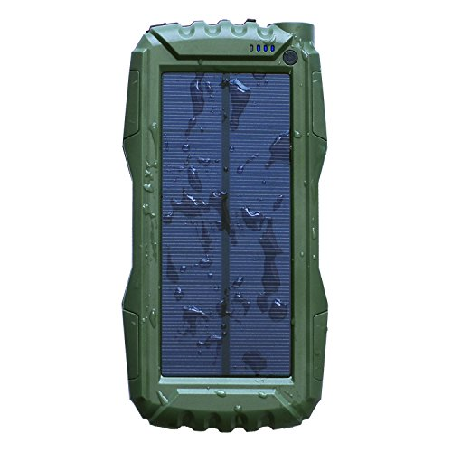 Best Outdoor Solar Charger - 9