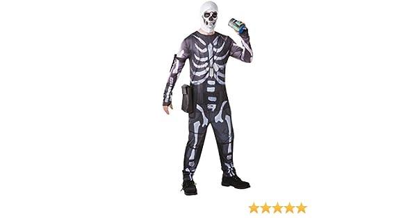 Fortnite - Disfraz Skull Trooper para adulto, talla L (Rubies ...