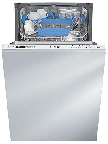 Indesit DISR 57M19 CA EU lavavajilla Totalmente integrado 10 ...