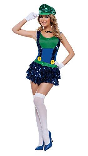 Starl (Luigi Costumes Womens)