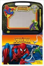 SPIDERMAN.PIZARRA MAGICA.PLANETA JUNIOR.: Agapea ...