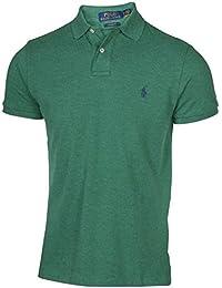 Mens Custom Slim Fit Polo Shirt