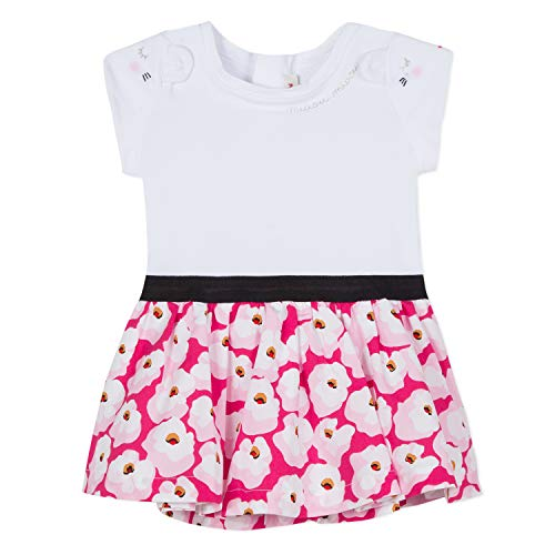 - Catimini Cute Pink & White Cherry Blossoms Dress for Baby/Toddler Girls (6 Months)