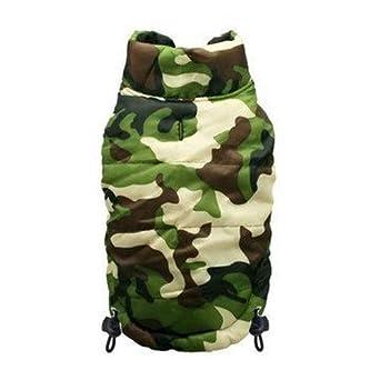 1ce8fcc8ae212 Amazon.com: Hip Doggie Black Camo Reversible Dog Vest (BDXS) (Black/Camo):  Clothing