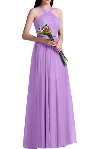Rock Marie Abendkleider La Promkleider Rot Linie Brautjungfernkleider Abschlussballkleider Braut A Flieder Lang 7F7Opwqv