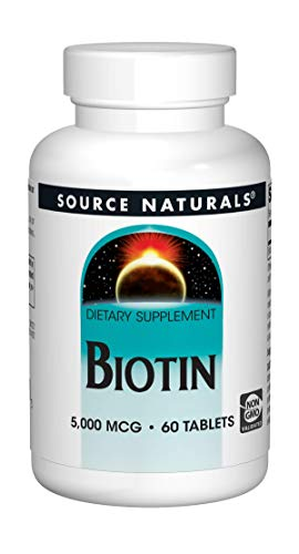 Biotin 5mg - 60 - Tablet