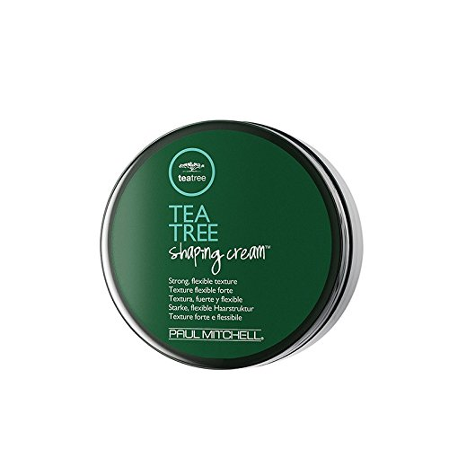 Tea Tree Shaping Cream by Paul Mitchell for Unisex - 3.0 oz Cream 0009531119403