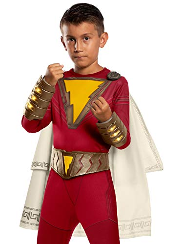 Shazam! Movie Child's Belt & Light-Up Gauntlet Set]()