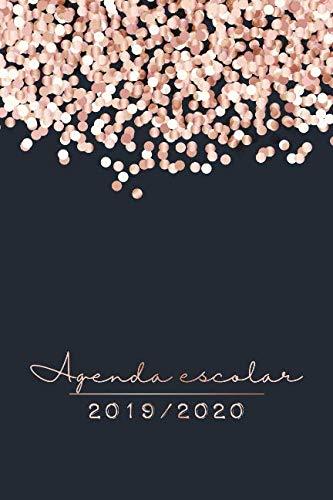 2019 2020 Agenda Escolar: El Calendario Semestral y Planificador de Estudios | Agenda 2019 - 2020 para el Nuevo año Académico (Spanish Edition)