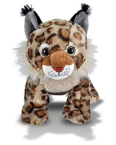 Wild Republic Bobcat Plush, Stuffed Animal, Plush Toy, Gifts for Kids, Cuddlekins 12 Inches ()