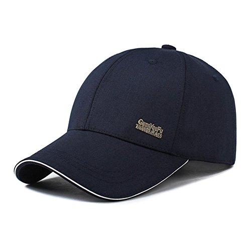 Lovely Tech Baseball Cap Classic Cotton Dad Hat Plain Adjustable Baseball Cap