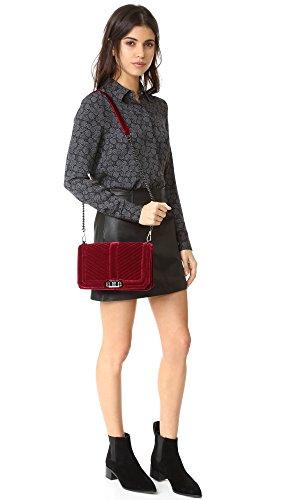 Berry Soft Love Minkoff Bag Body Cross Rebecca RYw8pn