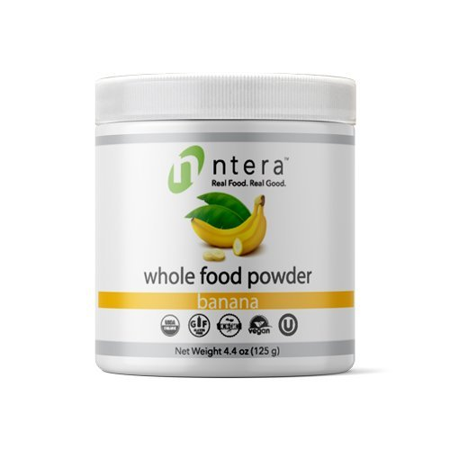 NTERA Banana Whole Food