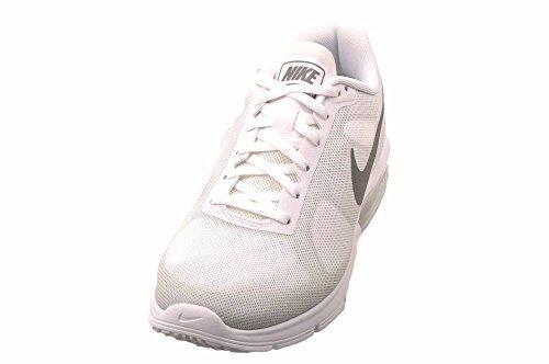 Scarpe Da Running Da Donna Nike Air Max Sequent (8 B (m) Us, Bianco / Grigio Freddo / Puro Platino / Metallizzato Grigio Scuro)