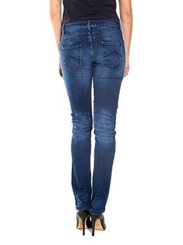 Medio Wash stone 00970 Carrera Jeans 00752c Lavaggio 710 Blu BwvYn4