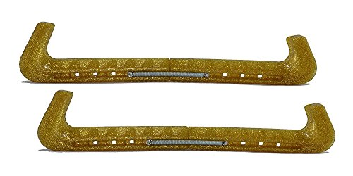 Guard Dog Universal Ice Skate Guards - Hard - Gold Glitz