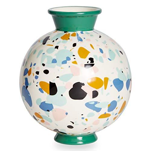(Now House by Jonathan Adler Terrazzo Globe Vase)