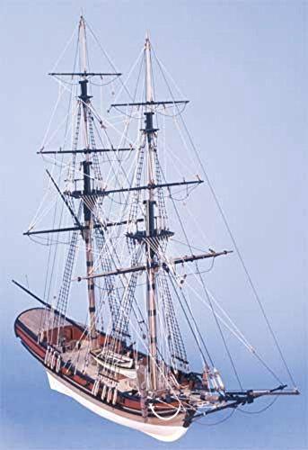 (HM Brig Badger - Model Ship Kit by)