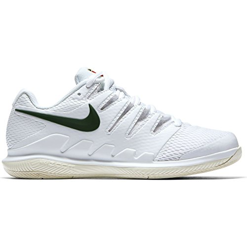 Green Chaussures NIKE Cream de X Multicolore Vapor White Light Zoom 100 Gorge Femme WMNS Air Tennis HC OqrYTOg