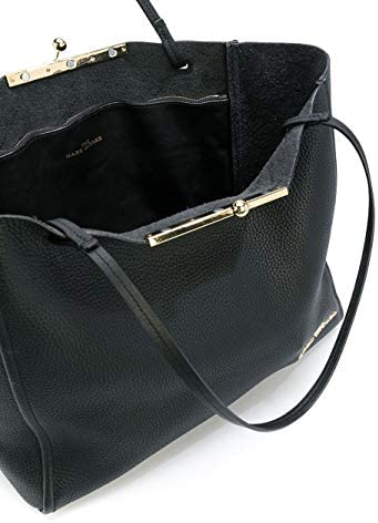 Luxury Fashion | Marc Jacobs Woman M0016155001 Black Leather Tote | Spring Summer 20
