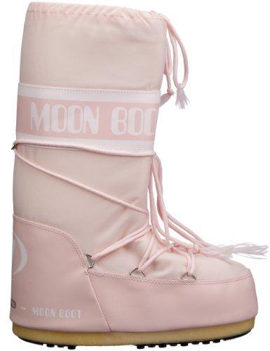 Tecnica Moon Boot Nylon 14004400024 Unisex - Erwachsene Snowboots Rosa (Rosa 024)