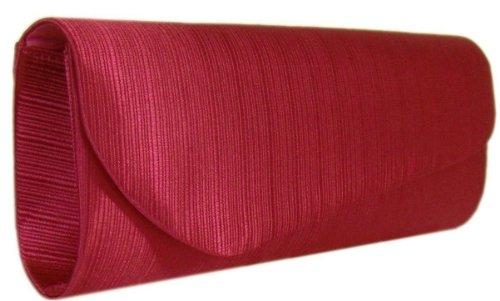 Borsa Da Sera Di Moda, Pochette Rossa