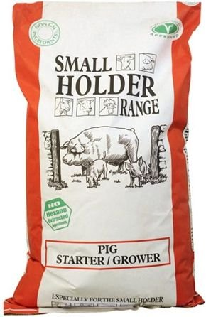 Allen & Page Small Holder Range Pig Starter Grower Pellets 20kg