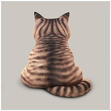 Amazon.com: Mr Tree 1 PC 23.2 in suave espalda sombra gato ...