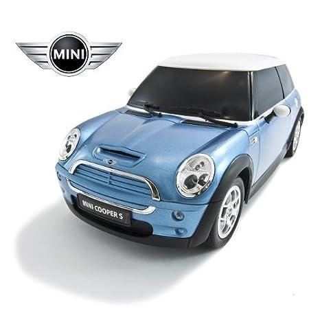 Amazoncom 114 Mini Cooper S Toy Car Rc Remote Control Car Toys