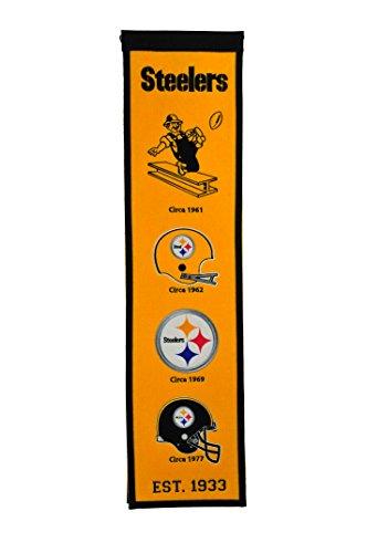 Winning Streak NFL Pittsburgh Steelers Fan Favorite Banner ()