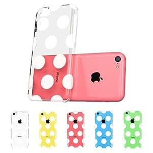 Amazon.com: iPhone 5C Case, ESR the Beat Series Hard Clear ...