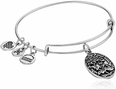 Alex and Ani Because I love you, Sister II Expandable Bangle Bracelet