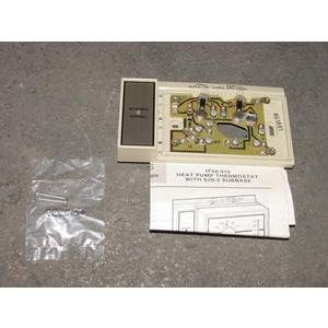 WHITE RODGERS S28-2 1F58-910 HEAT PUMP THERMOSTAT SUBBASE ONLY