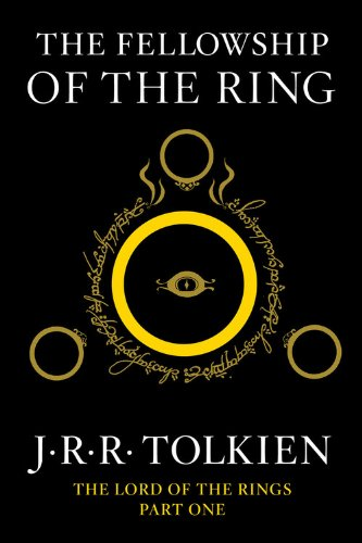 The Fellowship of the Ring: Being the First Part of The Lord of the - Of Lord Rings Boxed The Set