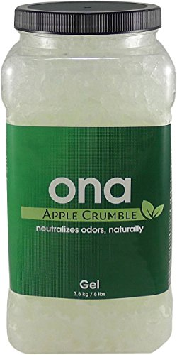 Onan Power Gel Apple Crumble, 1 Gallon Jar