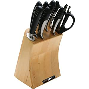 Top Chef by Master Cutlery 9-Piece Knife Set