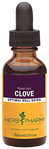Bioactive Extract - Herb Pharm Certified Organic Clove Extract - 1 Ounce